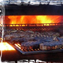Grill au charbon de bois