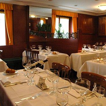 Restaurant Emilio Weinhandlung AG