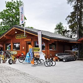 Alex Sports Crans Montana - Location
