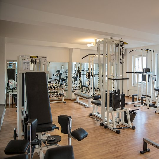 Espace Fitness & Musculation