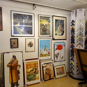 1er Etage – La galerie