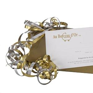 Au Berceau d'Or bon cadeau