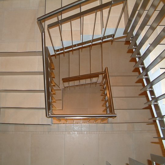 Treppenläufe (Neubau)
