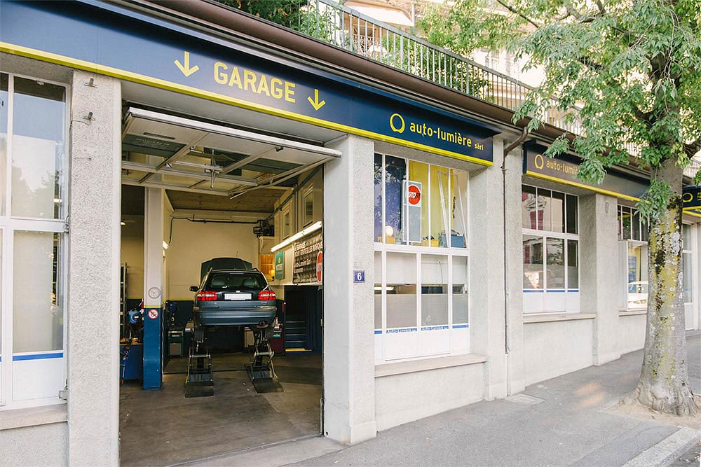 Auto lumi re s rl lausanne adresse horaires d for Garage electricite auto 95
