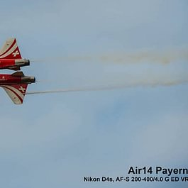 Air 14 Payerne / Erwin Marlin