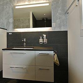 Umbau Bad und WC