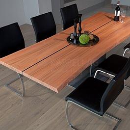 Esstische, KÄPPELI AG, Küchen- und Raumdesign