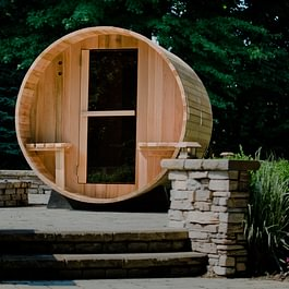Sauna carnotzet