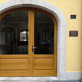 Remplacement de fenêtres ou porte-fenêtre