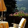 Terrasse – Hotel Sonnenberg Grindelwald