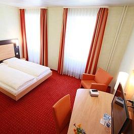 DZ Hotel des alpes Fiesch
