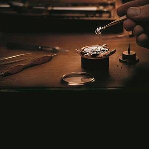 Geste horloger