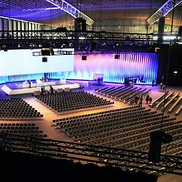 Forum Fribourg Halle 1