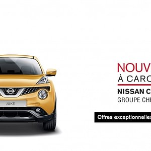 Nissan Centre - Groupe Chevalley