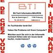 BTI Bit Tech Informatics MAURON