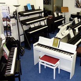 Centre Schmidt Pianos