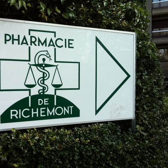 Pharmacie de Richemont