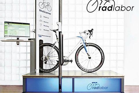 Bikefitting – Sitzpositionsanalyse