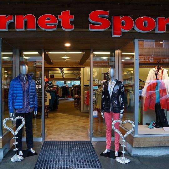 Herzlich willkommen im Bernet Sport