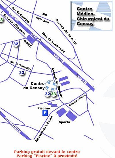 Centre médico-chirurgical du Censuy