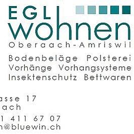Egli Wohnen AG, Oberaach - Logo