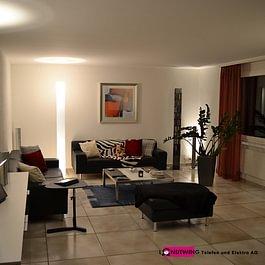 Beleuchtung Wohnung