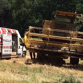 Nous dépannons toutes vos machines agricoles