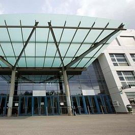 Forum Fribourg entrée principale