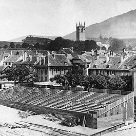 Estrades de la Fête des Vignerons de 1865
