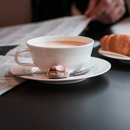 Starten Sie den Tag mit einem leckeren Frühstück