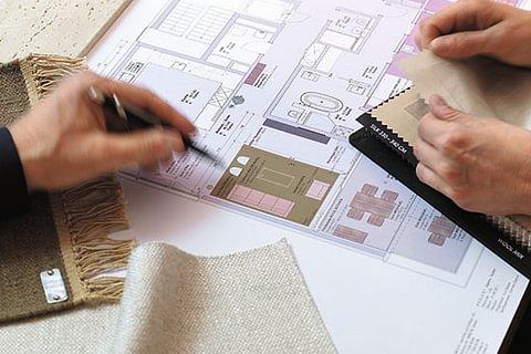 Innenarchitektur / Einrichtungsplanung