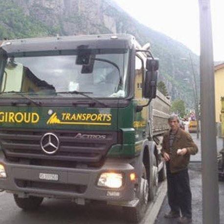 Giroud Transports - Frédéric Giroud