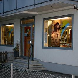 Eingangsbereich Coiffure Straub