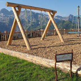 Spielplatzidee Bowee Gartenbau AG