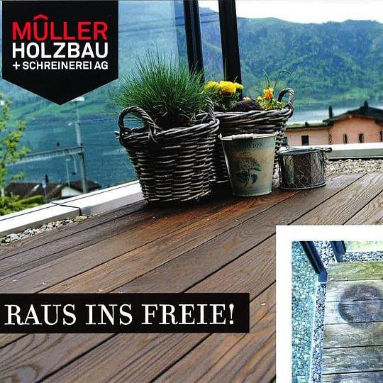 Müller Holzbau + Schreinerei AG