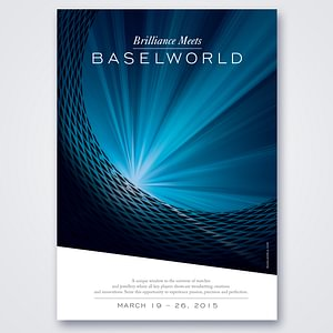 Baselworld brand guidelines