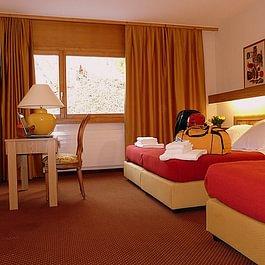 Hôtel de la Fôret - chambre standard / familiale