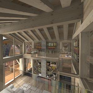 Gaillard Robert Architecture - Verbier
