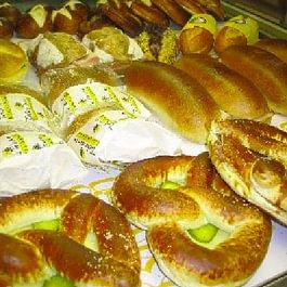 Bürgi Beck Salzige Snacks