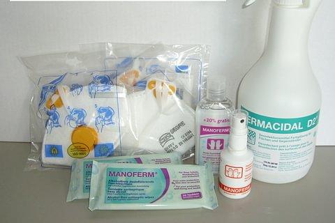 Pandemie-Set