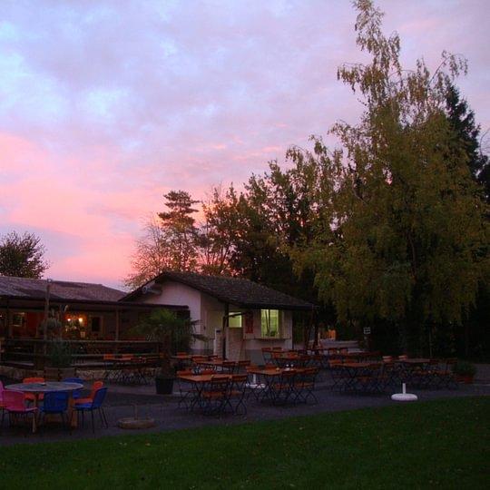 Abends im Bel Lago