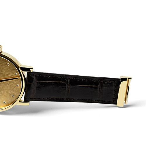Herren Gold Uhr
