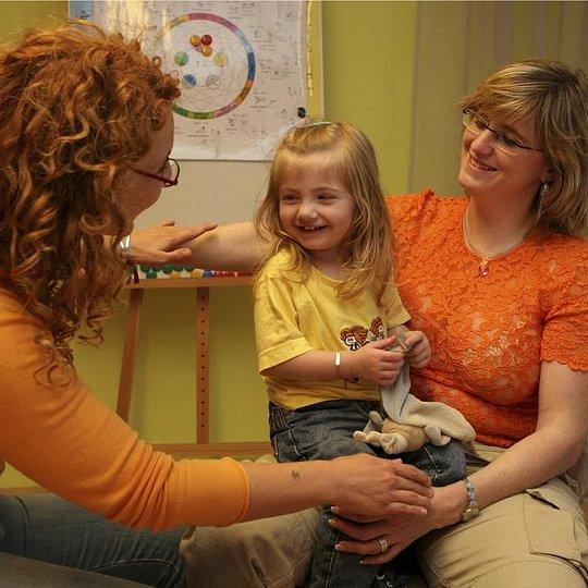 Thérapie pour enfants - Kinesens - Lausanne