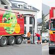 Marquis Recycling Spül- und Saugfahrzeug