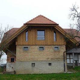 Sanierung Bauernhaus, Holzbauwerk AG Ittigen