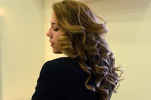 Haarverlängerung- und Verdichtung