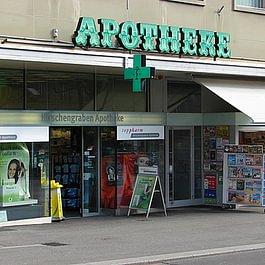 TopPharm Hirschengraben-Apotheke