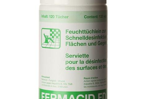 Fermacid FD - Flächendesinfektionsmittel Tücher