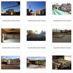 Constructions et Charpentes