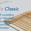 fanello Classics - 3 Matratzenhöhen